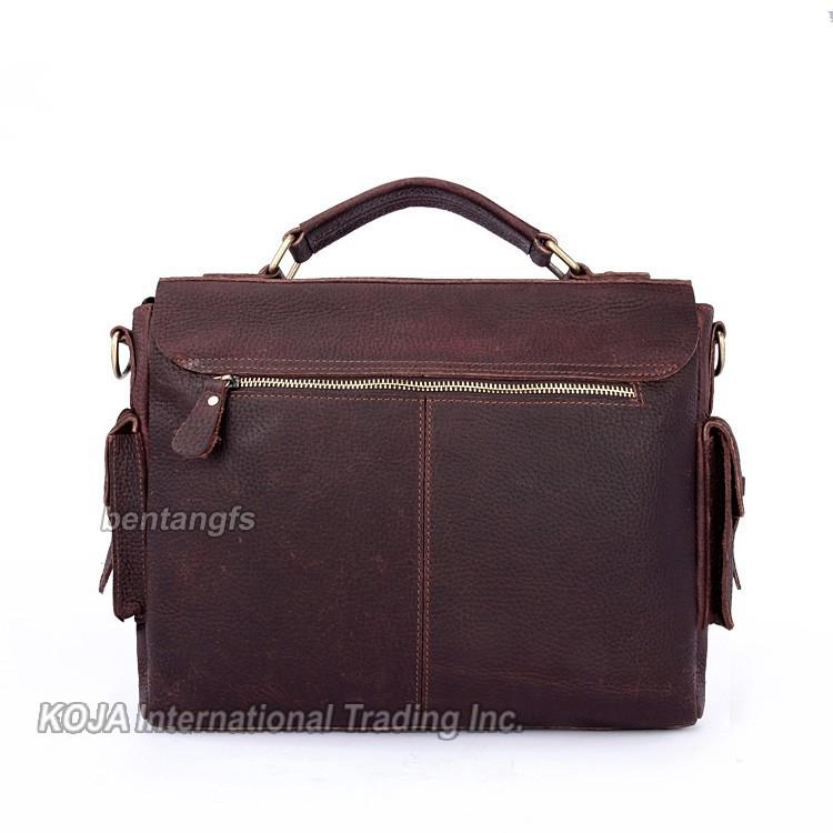 765827a9255d 2015 Vintage Genuine Leather men messenger bags men leather shoulder ...