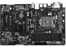 Новый оригинальный материнская плата B85 Pro4 LGA 1150 DDR3 плат 32 ГБ для i3 i5 i7 Desktop motherborad H81