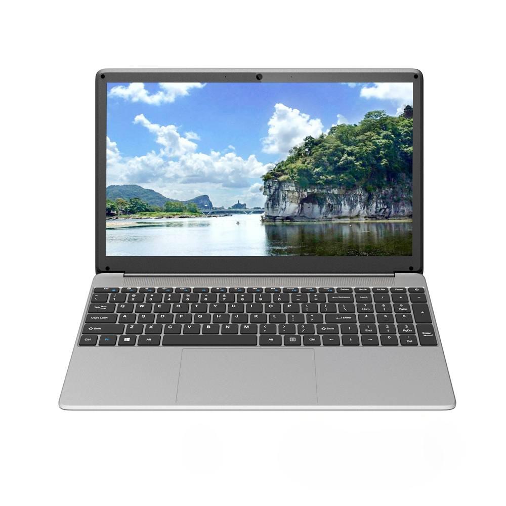 YEPO I8 Laptop 8GB LPDDR3 256GB SSD 15.6 Inch Blackit Keyboard Intel I3 5005U Dual Core Windows 10 Extra-thin Gaming Notebook