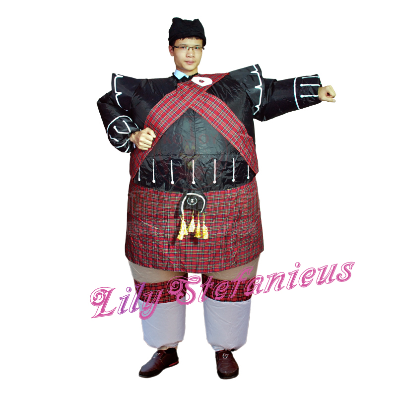 Adult Chub Scottish Bagpipe Inflatable Jumpsuit Blow Up Walking Costume Cosplay Inflatable Fat Suit-in Menu0027s Costumes from Novelty u0026 Special Use on ...  sc 1 st  AliExpress.com & Adult Chub Scottish Bagpipe Inflatable Jumpsuit Blow Up Walking ...