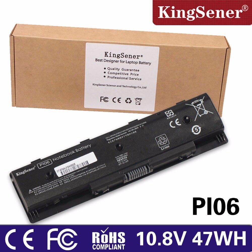 Korea Cell KingSener PI06 Battery for HP Pavilion 14 Pavilion 15 HQ-TRE 71004 710417-001 710416-001 HSTNN-DB4N HSTNN-DB4O 47WH kingsener japanese cell new 191yn laptop battery for dell alienware 15 r1 15 r2 191yn 14 8v 92wh free 2 years warranty