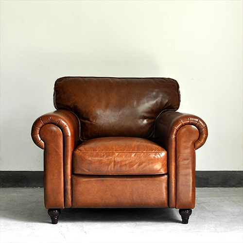 Blair Single Bit / Imported Oil Wax Leather / American Leather Sofa / One  Bit Two Bit Three Bit In Hotel Sofas From Furniture On Aliexpress.com |  Alibaba ...