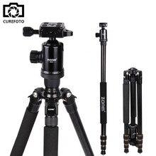 Новый Zomei Z688 алюминиевый Профессиональный штатив монопод + шаровой головкой для DSLR Камера/Портативный SLR Камера стенд/лучше чем Q666