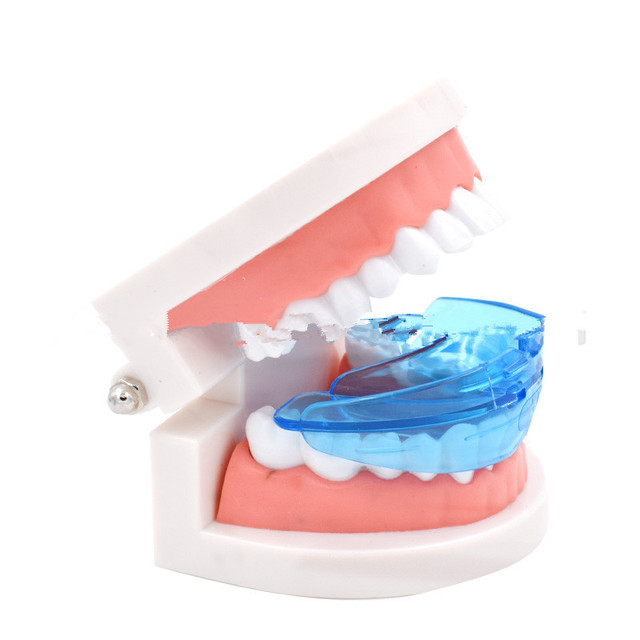 Dental Tooth Care Orthodontic Trainer Teeth Alignment Straight Teeth Appliance Adult Mouthpieces Brace Dental Tray Mouthguard