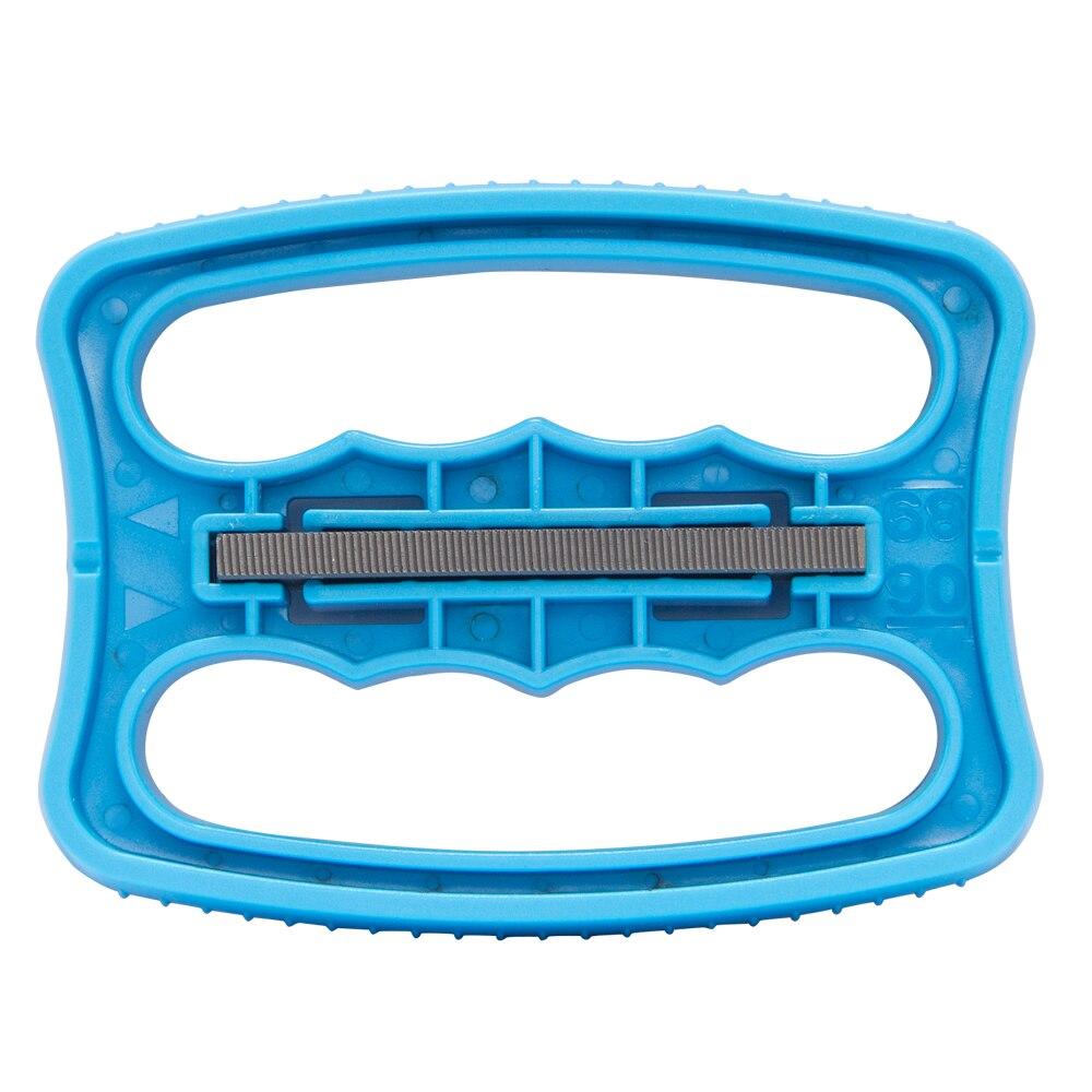 Xcman 스키 스노우 보드 사이드 베벨 파일 가이드 에지 튜너 툴 멀티 앵글 87 88 89 90 파일 포함