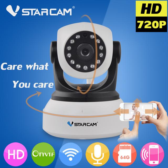 Vstarcam c7824wip wifi câmera ip sem fio wi-fi cctv câmera de segurança vigilância camara onvif p2p motion detection cam interior