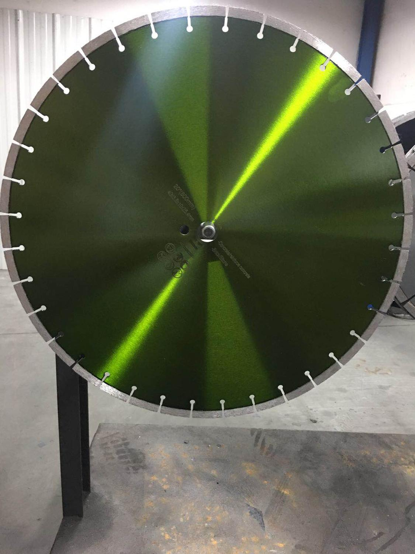 Laser Welding Diamond Saw Blade 20 inch 500 mm for Brick Concrete Reinforce Concrete Stone inner