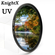 KnightX 52mm 58MM 67MM 77MM  MC UV Lens Filter for Canon Nikon 1200D 750D D7000 D5100 D5300 D3200 D3300 d5 d6 t5i 600d 70d 90d цена и фото