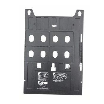 Plastic Inkjet PVC ID Card Printing Tray for Epson 1400 1410 1430 1430W 1500W R800 R1800 R1900 R2000 R2880 R3000 P400 P600