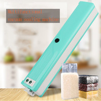 Automatic Vacuum Sealer With Food Grade Vacuum Bags Packing Machine Vacuum Packer Package For Kitchen Food Fresh