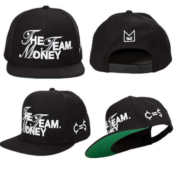 c7ddf382141 TMT hat cap TBE The Money Team