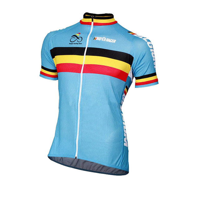 614e247ec Bicycle brand professional mountain bike wear ciclismo men Belgium cycling  jersey Belgium outdoor team Short blue Best selling
