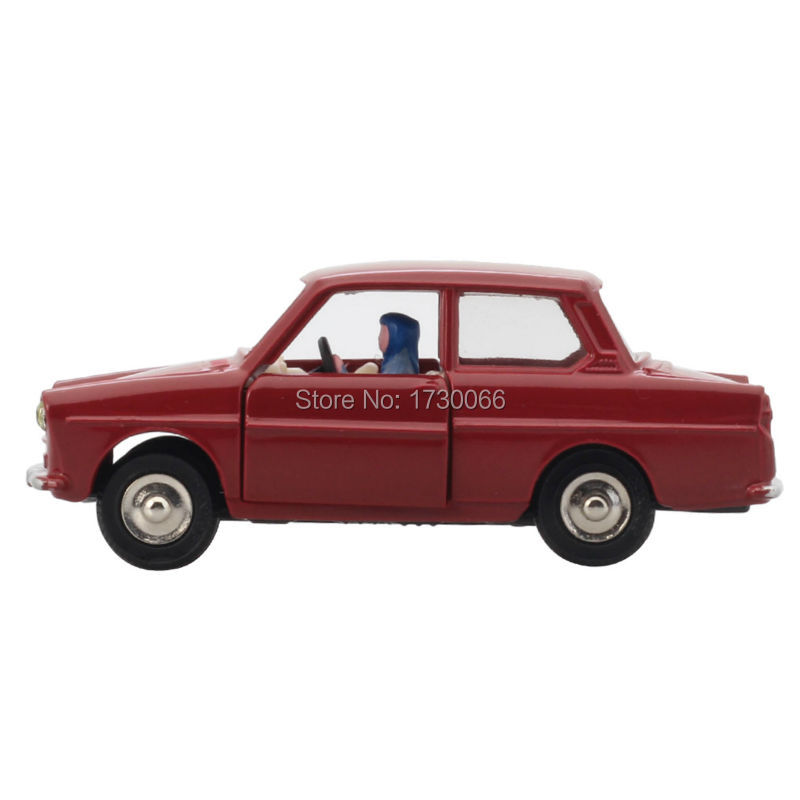 Купить с кэшбэком Dinky Toys  DAF 508 1:43 Atlas metal Alloy Diecast Car model & Toys Model for Collection