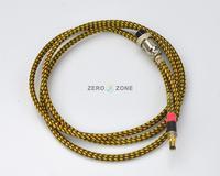 GZLOZONE 1,8 Mt Hallo Ende LN-6A GX16 Zu 5,5*2,1mm DC Kabel/Reine Handarbeit