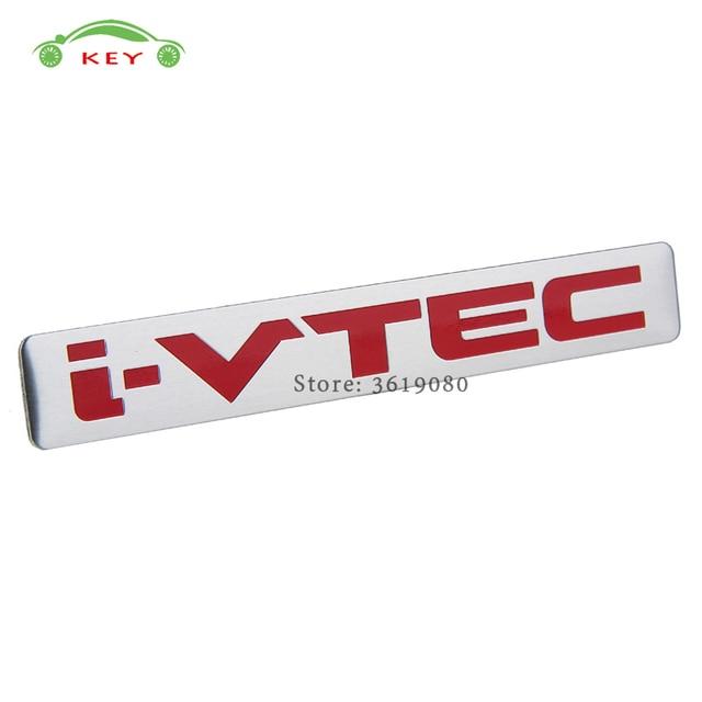 12 1 7cm car accessories for i vtec logo emblem sticker aluminum rh aliexpress com vtec logo vector vtec logo vector