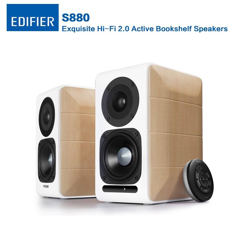 Stylish Speakers online shop edifier s880 hi-fi bluetooth speakers 2.0 ultra