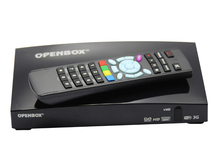 3 unids V8 Openbox Receptor de Satélite del HD AL Aire Libre Set Top caja Apoyo WEBTV Biss Clave 2 1xusb Wifi Ranura 3G Pronóstico del tiempo