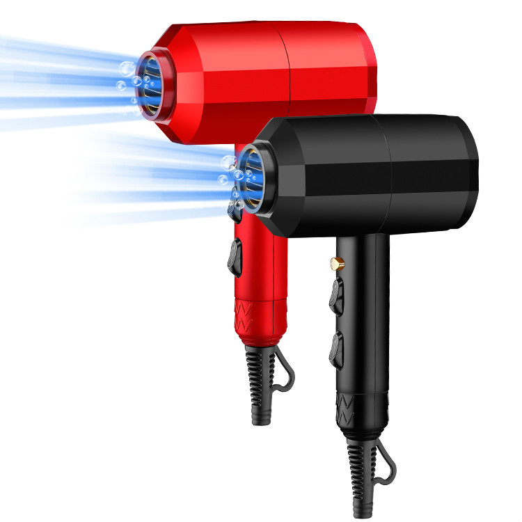 Hair Dryers family home high-power dryer salon blowpipe cold hot air negative ion mute dormitorHair Dryers family home high-power dryer salon blowpipe cold hot air negative ion mute dormitor