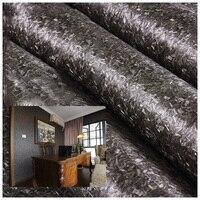 Трава соломы природных потолок обои в рулонах для Гостиная фон завод обои деревянный обои декор