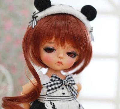 1 8 BJD doll Half sleep S Belle
