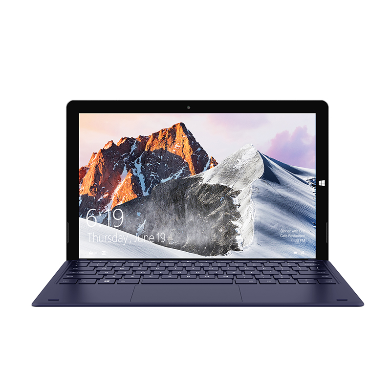 Teclast X6 Pro 2 en 1 tablette PC 8 GB RAM 256 GB SSD 12.6 pouces Intel Core m3-7Y30 Windows 10 Version anglaise Intel Core M3 7Y30