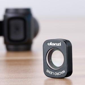 Image 2 - Objectif Macro Ulanzi OP 6 pour poche DJI Osmo, accessoires de poche Osmo professionnels à Structure magnétique HD