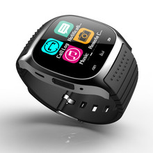 Original M26 Bluetooth Smart Watch For IOS Apple IPhone6 5 And Android SMS Remind Sport Fitness Wristwatches Phone MTK Pedometer
