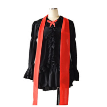 Anime Cosplay Costume Guilty Crown Inori Yuzuriha Women Dress Clothing Cosplay costume