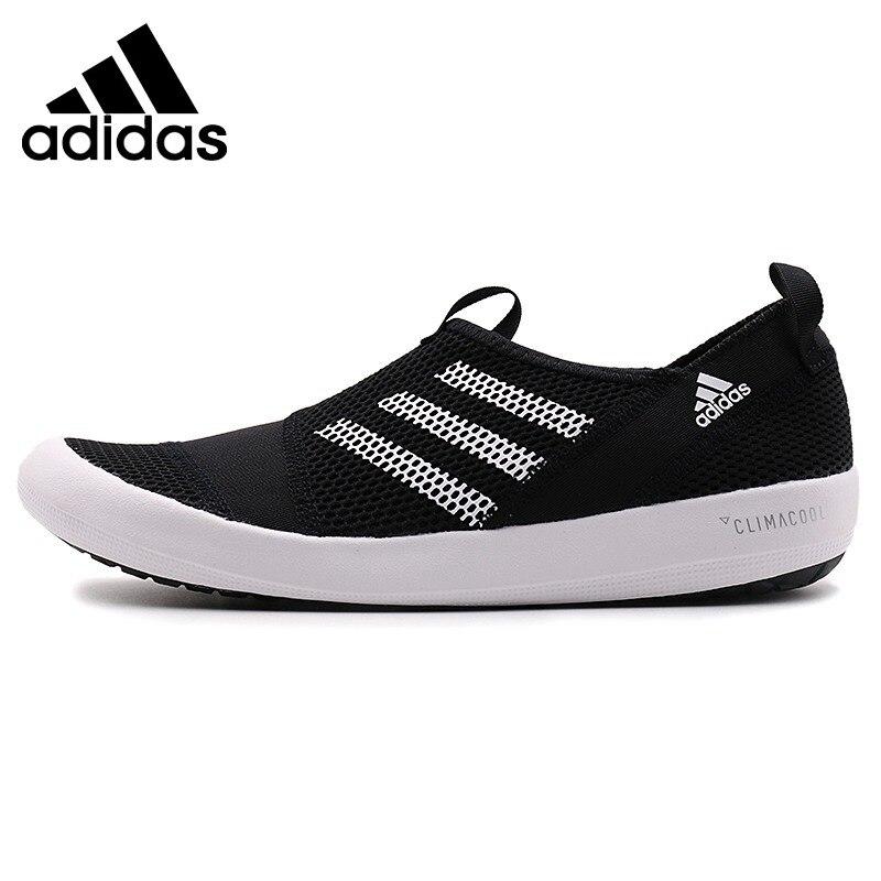 Оригинальный Новое поступление 2018 Adidas climacool BOAT SL Для Мужчин's Быстросохнущие кроссовки Спорт на открытом воздухе кроссовки