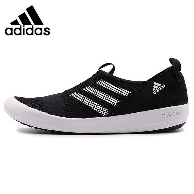 quality design 49fb3 e599b US $75.66 22% OFF|Original New Arrival 2018 Adidas climacool BOAT SL Men's  Aqua Shoes Outdoor Sports Sneakers-in Upstream Shoes from Sports & ...