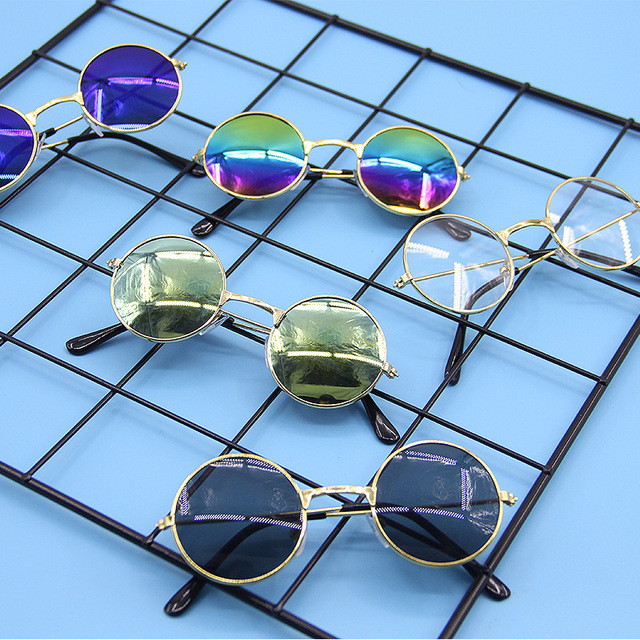 605a9642ee 6 PCS LOT Fashion Pet Small Dog Cat Glasses Sunglasses Accessories ANIMAL  Products SUPPLIER WHOLESALE