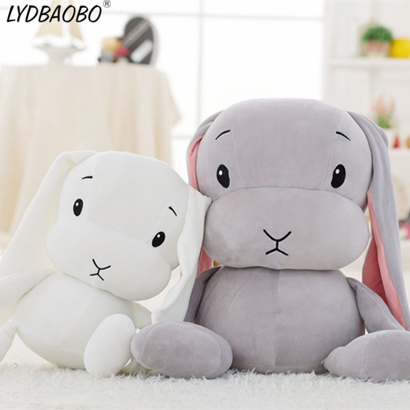 Toys & Hobbies 1pc 50cm Kawaii Fruit Rabbit Plush Toys Stuffed Soft Lovely Animal Pillow Cute Valentines Gift For Girls Kids Children Birthday
