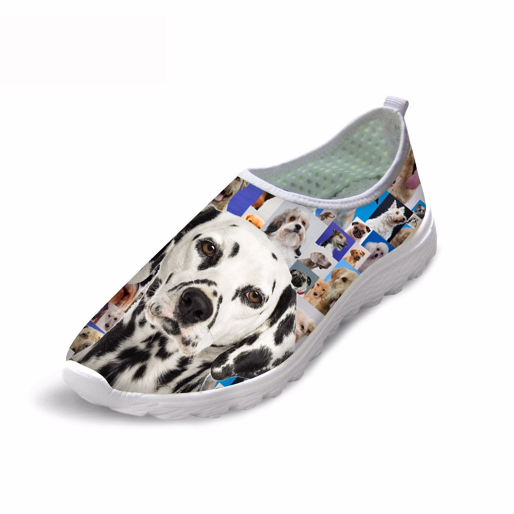 de de fond peu chien sortie sip chaussures Noisydesigns sur 3d dame profonde wEYqxvF8