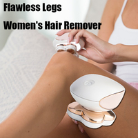 Kemei Epilator Finishing Touch Flawless Legs Women S Hair Remover Rechargeable Epilator For Man And Woman