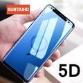 Suntaiho templado A50 de cristal para Samsung Galaxy S8 S9 más A30 A50 Protector de pantalla para Samsung A7 2018 S7 A8Plus de vidrio templado