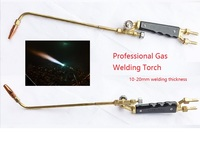 Professional Gas Welding Torch H01 20B Copper Body 304 Stainless Steel Pipe Suitable Welding 10 20mm