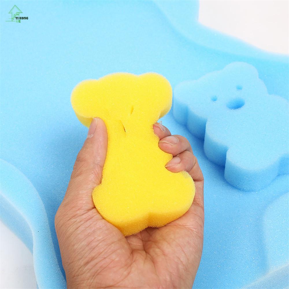 YI HONG Baby Infant Soft Bath Sponge Foam Anti Slip Mat Support ...