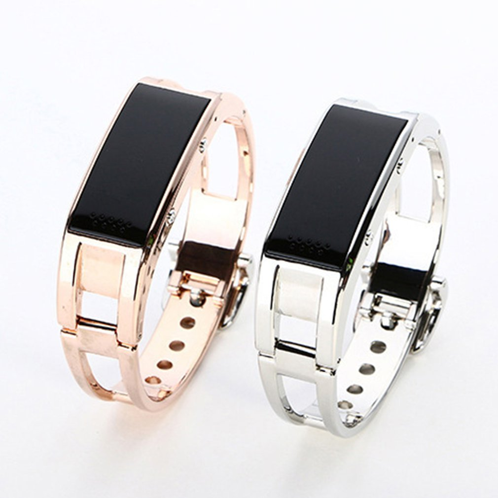 D8/D8S Fitness Smart Bracelet Steel Smart Bracelet OLED Clock Display Bluetooth Smart Wristband For IOS Android Sport WatchesD8/D8S Fitness Smart Bracelet Steel Smart Bracelet OLED Clock Display Bluetooth Smart Wristband For IOS Android Sport Watches