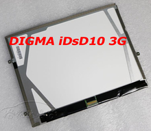 New Original Quality 9.7 LCD Display for DIGMA iDsD10 3G LCD Screen 1024x768 Matrix Monitor Panel Replacement 10 1inch 31pin lcd matrix display for digma plane e10 1 3g ps1010mg screen display tablet parts for digma plane e10 1 3g