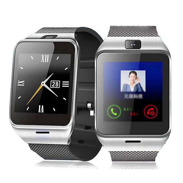 Aplus Bluetooth smart watch GV18 smartwatch с NFC Камера SIM GSM Телефон Синхронизации Вызовов Напоминание для Android IOS Водонепроницаемый Носимых