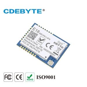 Image 1 - 10Pcs CC2530 Zigbee Module 100Mw 2.4Ghz Pa Soc Iot Radio Transceiver Ebyte E18 MS1PA1 IPX