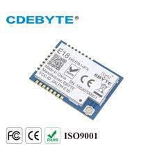 10pcs CC2530 지그비 모듈 100mW 2.4GHz PA SoC IoT 라디오 트랜시버 Ebyte E18 MS1PA1 IPX