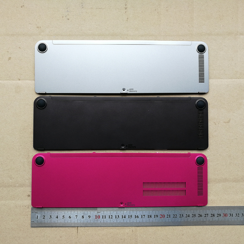 1 unid nueva cubierta Original de la memoria de la parte inferior del ordenador portátil E para Samsung NP530U3B NP530U3C 530U3B 530U3C