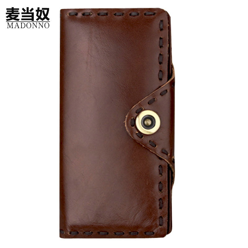 2016 New Fashion Men Wallets Casual Wallet Men Purse Clutch Bag Brand Leather Long Wallet Design Hand Bags For Men Purse-15
