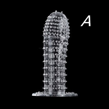 Cock ring Sex Products for Men silicone penis sleeve Cock Ring Adult Sex Toys Reusable Condoms Penis Extension for men