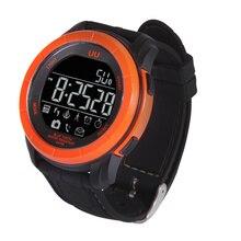 Продажа Smartch UU Bluetooth Smart Wath Часы для человека Водонепроницаемый Спорт Здоровье Мониторинг потребления калорий для Android iso iphone