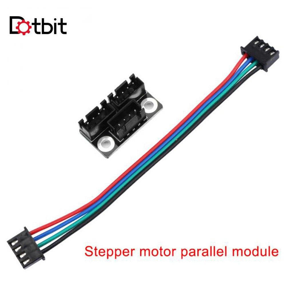 Dual Z Stepper Motor Adapter 3D printer Parallel Module Diverter Expanding Flow Board Diffuser Splitter