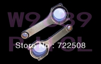 For Mini Cooper 5 177 131 6mm CUSTOMIZED Connecting Rods H Beam Forged Billet 4340 Conrods