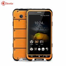 БРОНЯ 4.7 дюймов 4 Г Смартфон Ulefone MTK6753 Окта основные 3 ГБ ОПЕРАТИВНОЙ ПАМЯТИ 32 ГБ ROM 5MP + 13MP Камеры IP68 Водонепроницаемый OTG NFC Мобильных телефон