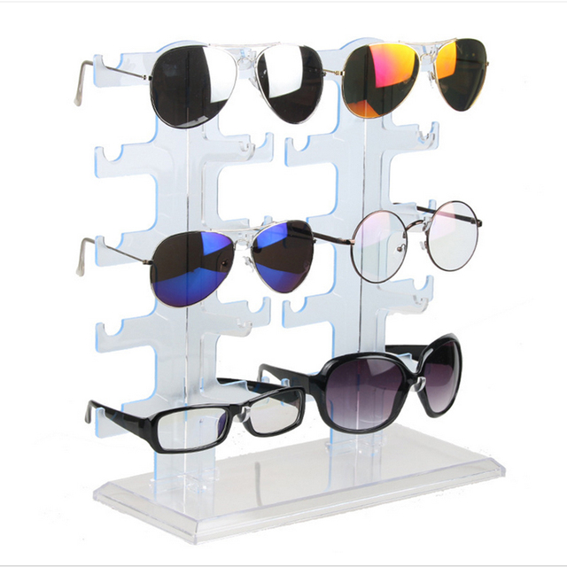 Sunglasses display stand desktop sunglasses with props glasses ...